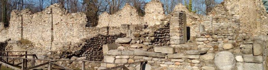 mura antiche castelseprio