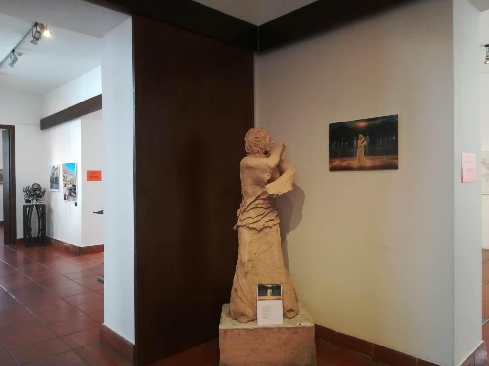 foto articolo statua